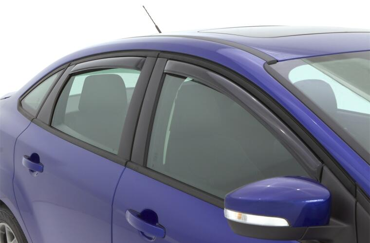 Details about  /AVS 194639 Rain Guard 4Pc In-Channel Window Vent Visor For 12-19 Chevrolet Sonic