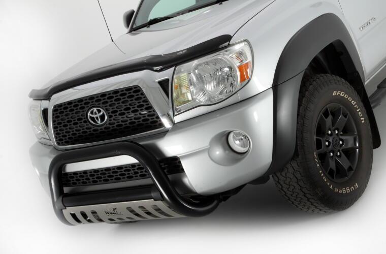 AVS 24645High Profile Bugflector II Hood Shield For 05-11 Toyota Tacoma