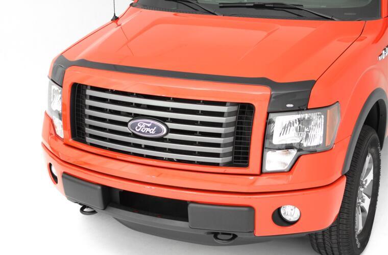 AVS 322001 Aeroskin Dark Smoke Hood Protector Bug Shield For 09-14 Ford F150