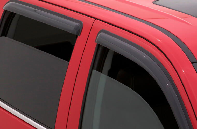 AVS 94514 Smoke Ventvisor External Window Deflector for 07-14 ChevyTahoe/Yukon