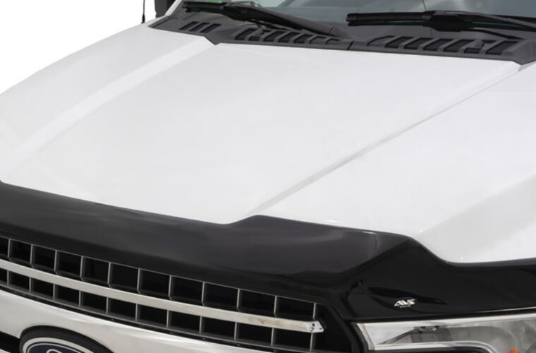AVS 322051 Aeroskin Bug Wind Shield Hood Protector for 2010-2018 Dodge Ram 2500
