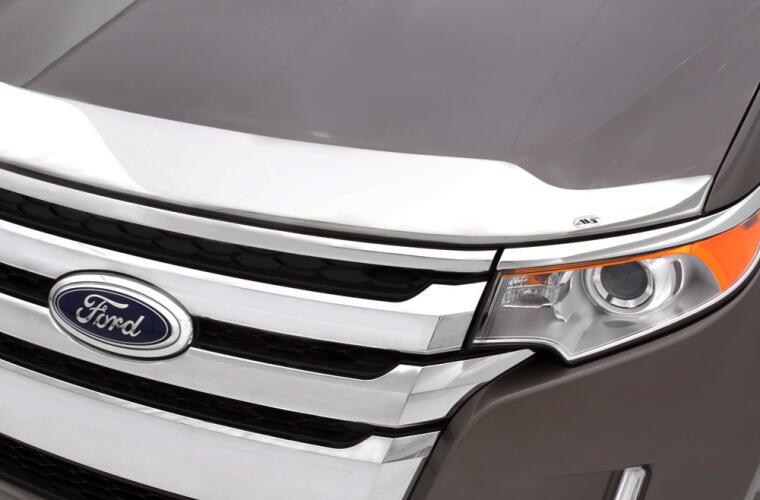AVS 622138 Aeroskin Chrome Hood Shield For 2015-2020 Dodge Charger